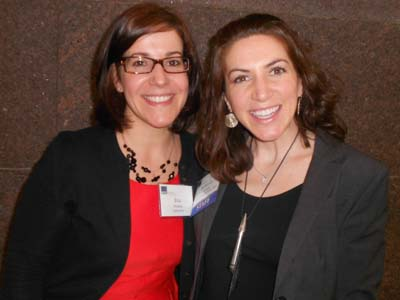 Eva Pereira, Capital One, Rebecca Mousseau, Corporate Relations