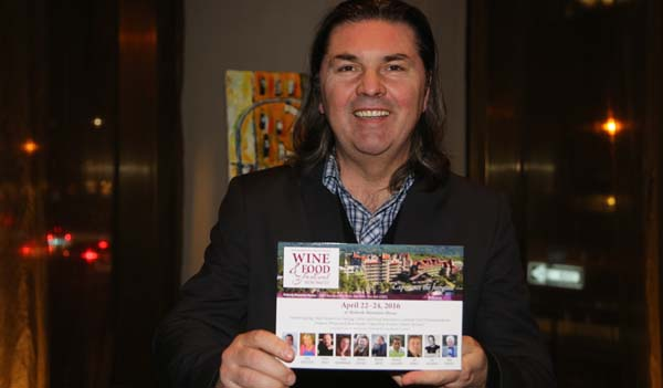 Sam Ramic President/Founder International Wine Masters & Wine Wide World Inc.