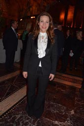 Lili Taylor, actress.  Photo by:  Rose Billings/Blacktiemagazine.com