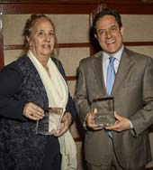 Manhattan Borough President Gale Brewer and Councilmember Daniel Garodnick