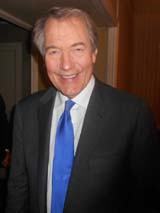 Charlie Rose,Caspian Forum