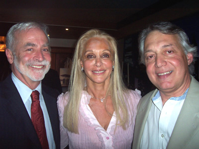 Christopher J. Collins, Barbara Winston and Phillip Ceradini
