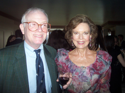 Godfrey Bloch and Margo Langenberg