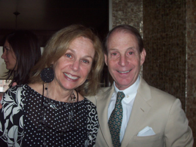 Mitzi Perdue and Paul duPont