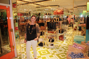 Megan C. Ruddy, General Manager Tory Burch