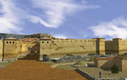 The Long Walls of Athens